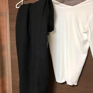 フリークスストア(FREAK'S STORE)の長袖シャツとジョガーパンツ(カットソー(長袖/七分))