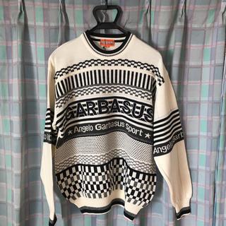 アンジェロガルバス(ANGELO GARBASUS)の緊急値下げ【新品】アンジェロガルバスのセーター(ニット/セーター)