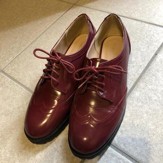 マーキュリーデュオ(MERCURYDUO)の再値下げ!マーキュリーデュオ  靴ローファー スナイデル(ローファー/革靴)