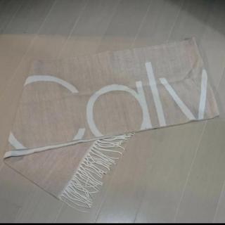 カルバンクライン(Calvin Klein)の新品未使用 カルバン・クライン マフラー(マフラー/ショール)
