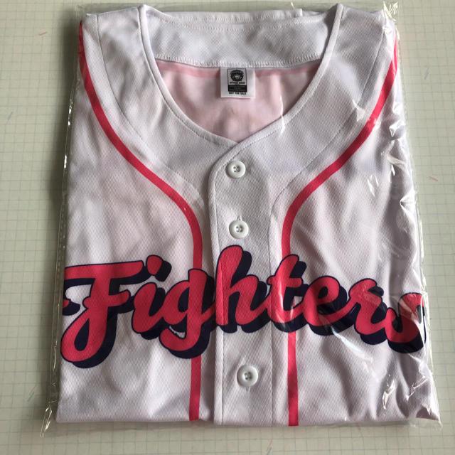 北海道日本ハムファイターズ(ホッカイドウニホンハムファイターズ)のファイターズ ガールズユニ スポーツ/アウトドアの野球(応援グッズ)の商品写真