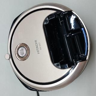 ヒタチ(日立)の日立 お掃除ロボット RV-EX1-N(中古・送料込み)(掃除機)