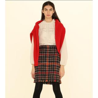グレースコンチネンタル(GRACE CONTINENTAL)の今季完売♡グレースコンチネンタル ツイードスカート(ミニスカート)