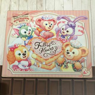ダッフィー(ダッフィー)のチョコレートカバード ラスク缶 ♡ ハートウォーミング・デイズ(菓子/デザート)