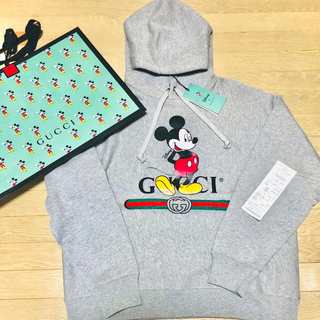 Gucci - DISNEY x GUCCI ミッキーマウス ディズニー ×  グッチ パーカー