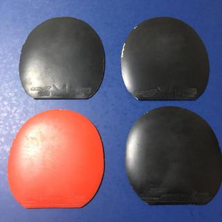 ヤサカ(Yasaka)の卓球 ラバー 4枚 ヤサカ(卓球)