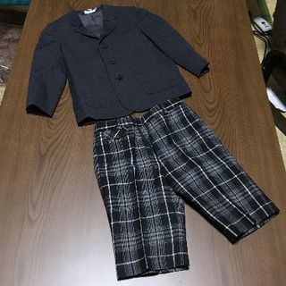 コムサデモード(COMME CA DU MODE)のコムサデモード 子供用スーツ上下(ドレス/フォーマル)