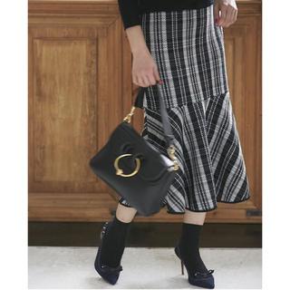 チェスティ(Chesty)のSEVEN TEN チェックマーメードスカート(ひざ丈スカート)