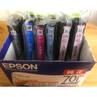 EPSON - IC6CL70L エプソン 純正インクカートリッジ(増量) EPSONさくらんぼ