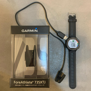 GARMIN - garmin fore athlete 735xtj