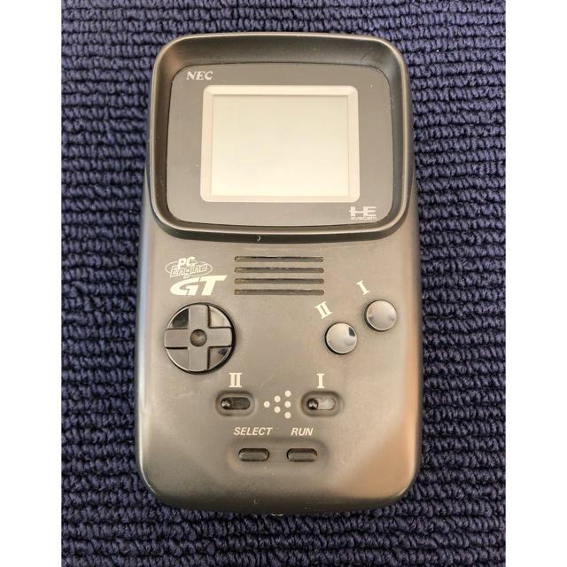 NEC(エヌイーシー)のPCエンジンGT  ジャンク品 エンタメ/ホビーのゲームソフト/ゲーム機本体(家庭用ゲーム機本体)の商品写真