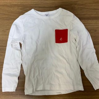 プチバトー(PETIT BATEAU)のプチバトー 長袖Tシャツ 140(Tシャツ/カットソー)