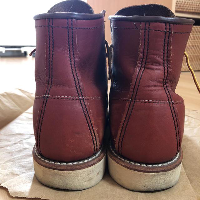 REDWING(レッドウィング)のレッドウィング 23.5cm レディースの靴/シューズ(ブーツ)の商品写真