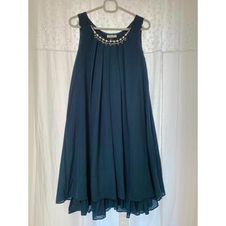 アクシーズファム(axes femme)のドレス(ミニドレス)