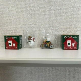 moko様専用 coffee santa コーヒーサンタ スターバックス スタバ(ノベルティグッズ)
