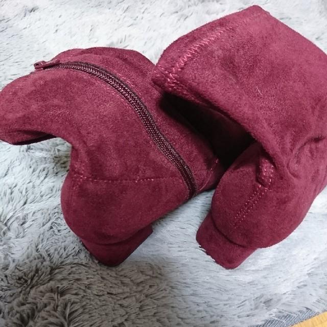 GU(ジーユー)のショートブーツ レディースの靴/シューズ(ブーツ)の商品写真