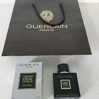 ゲラン(GUERLAIN)のGUERLAIN L'HOMME IDEAL L'INTENSE 50ml(香水(男性用))