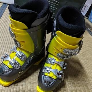 アトミック(ATOMIC)の【2020.1】スキーブーツ ATOMIC 23.5㌢(ブーツ)