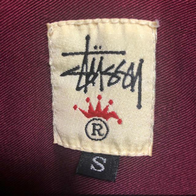 STUSSY(ステューシー)の90's stussy swing top made in usa メンズのジャケット/アウター(ブルゾン)の商品写真