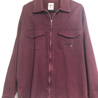 STUSSY - 90's stussy swing top made in usa
