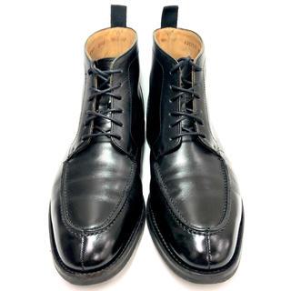 リーガル(REGAL)のリーガルREGAL チャッカブーツ黒(ブーツ)