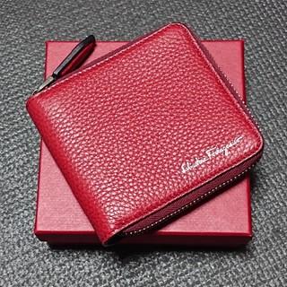 サルヴァトーレフェラガモ(Salvatore Ferragamo)のサルヴァトーレ・フェラガモ 財布(折り財布)