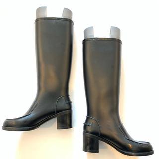 サルヴァトーレフェラガモ(Salvatore Ferragamo)の【ラム様専用】サルヴァトーレフェラガモ ferragamo レインブーツ(レインブーツ/長靴)
