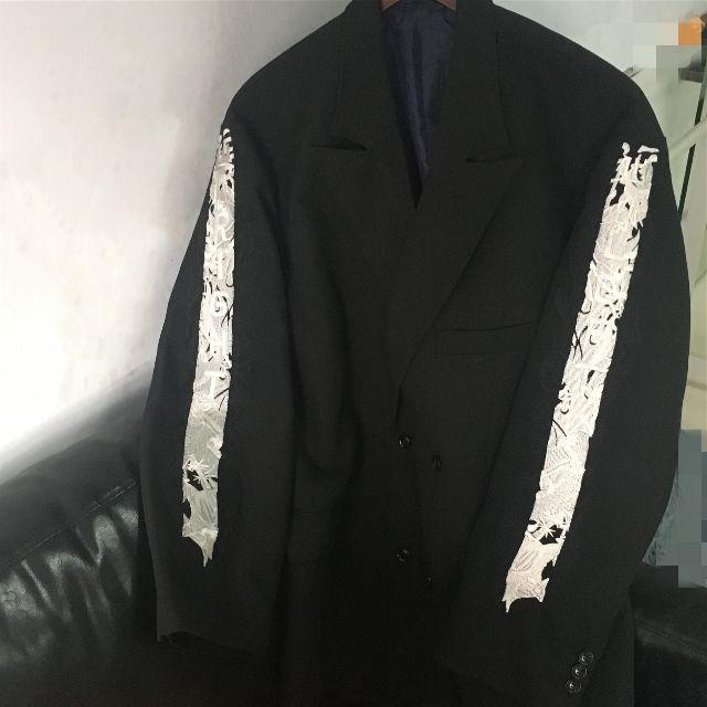 DOUBLET 19AW スーツジャケット S メンズのスーツ(スーツジャケット)の商品写真