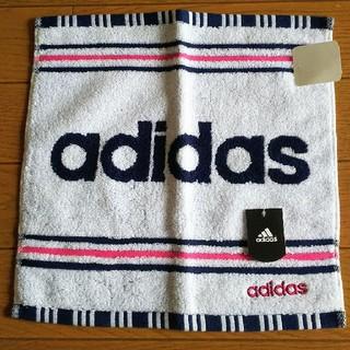 アディダス(adidas)のadidas タオルハンカチ(ハンカチ)