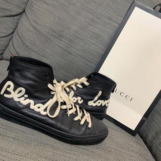 Gucci - GUCCI high-top Men sneaker