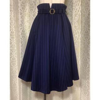 COCO DEAL - COCODEAL(ココディール) ネイビースカート