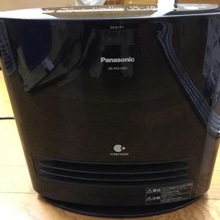 パナソニック(Panasonic)のパナソニック 加湿セラミックファンヒーターDS-FKX1205(電気ヒーター)
