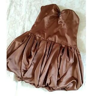 アナップラティーナ(ANAP Latina)のサテンバルーンワンピース(ナイトドレス)