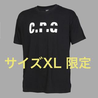 北海道日本ハムファイターズ - CPG BRAND LOGO T-SHIRT(BLACK)セラミックパワーギア