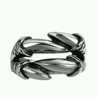 竜の爪 ドラゴンリング シルバー 24号(リング(指輪))