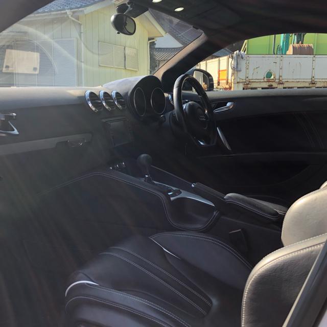 AUDI(アウディ)のアウディ TTクーペ 2.0TFSI フルカスタム 格安 値下 自動車/バイクの自動車(車体)の商品写真