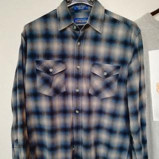 ペンドルトン(PENDLETON)のペンドルトン オンブレ シャドウ チェックシャツ(シャツ)