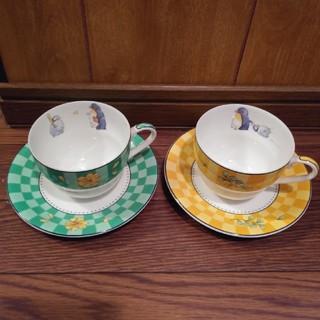 ナルミ(NARUMI)のカップ&ソーサー(グラス/カップ)