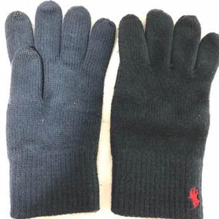ポロラルフローレン(POLO RALPH LAUREN)のメンズ ラルフローレン手袋(手袋)