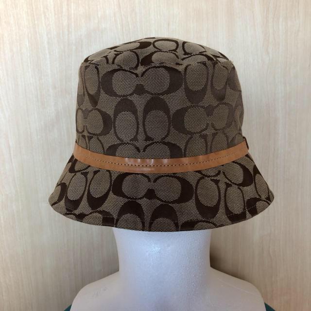 COACH(コーチ)のCOACH バケットハット レディースの帽子(ハット)の商品写真