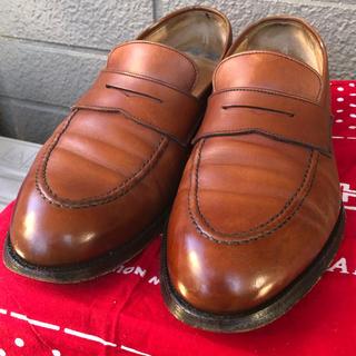 クロケットアンドジョーンズ(Crockett&Jones)の靴磨き職人様専用クロケットアンドジョーンズ ローファー(その他)