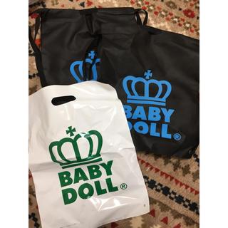 ベビードール(BABYDOLL)の👑BABY DOLL ショップ袋3枚セット👑(ショップ袋)