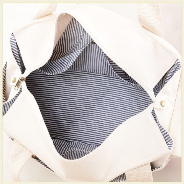 SHIPS(シップス)の■ 3way マザーズバッグ ホワイト ■ キッズ/ベビー/マタニティのマタニティ(マザーズバッグ)の商品写真