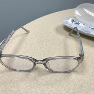 ゾフ(Zoff)のZoff PC おしゃれ老眼鏡 1.0度ケース付き ユニセックス(サングラス/メガネ)