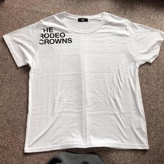 ロデオクラウンズ(RODEO CROWNS)のロデオクラウンズ Tシャツ(Tシャツ(半袖/袖なし))