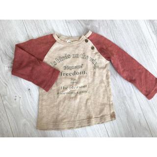 Biquette - ①ビケット 長袖 Tシャツ