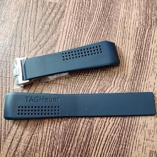 タグホイヤー(TAG Heuer)のTAG Heuer カレラ ラバーベルト 新品未使用(ラバーベルト)