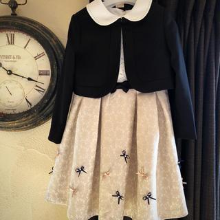 プティマイン(petit main)のプティマイン フォーマル 120cm 入学式 卒園式(ドレス/フォーマル)