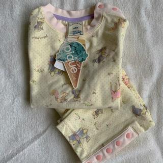 ジェラートピケ(gelato pique)のジェラートピケ キッズ パジャマ 半袖 Sサイズ(パジャマ)