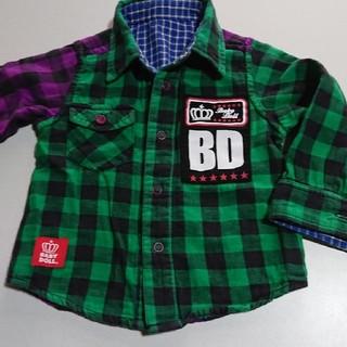 ベビードール(BABYDOLL)のBABYDOLL ブラウス 80(シャツ/カットソー)